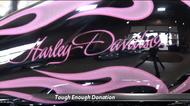 Enter to Win a Pink Harley at The Minot Y's Men Rodeo