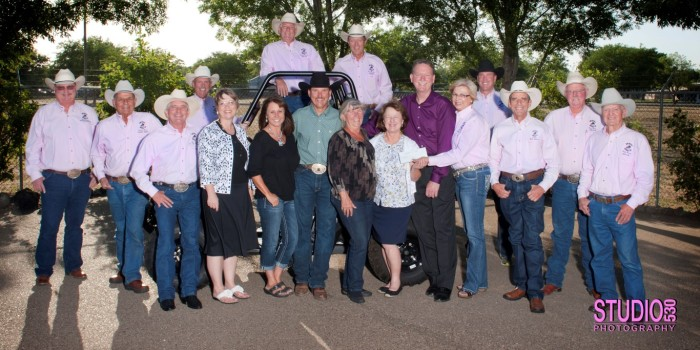 Red Bluff Round-Up Directors are Tough Enough!