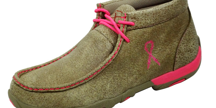 Twisted X Boots Supports Tough Enough to Wear Pink