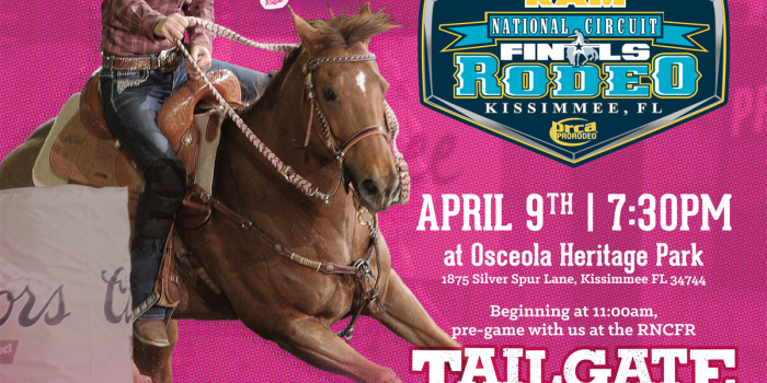 Ram National Circuit Finals Rodeo-Kissimmee, FL