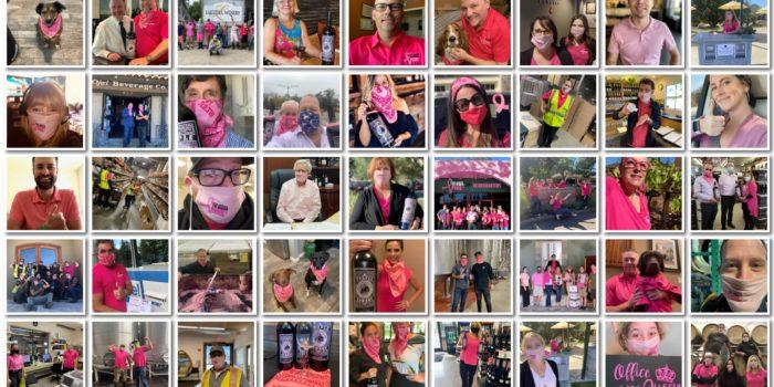 Tough Enough To Wear Pink Day 2020